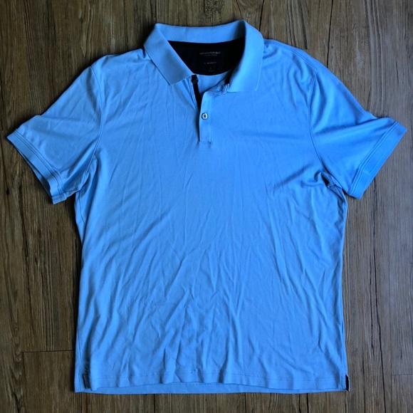 e9d4aa0d07c Banana Republic Shirts | Luxury Touch Polo | Poshmark